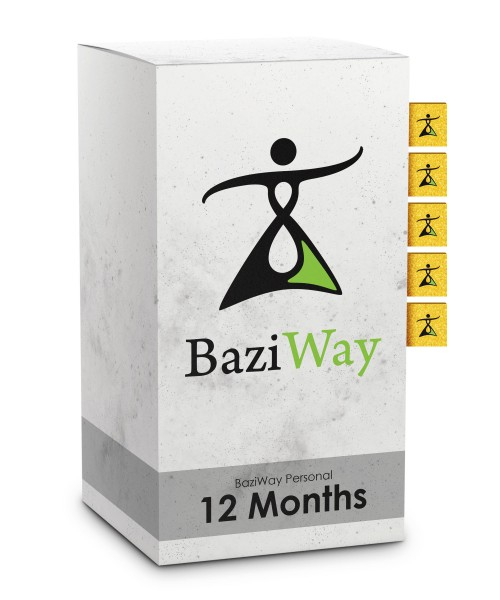 BaziWay Personal 12 Months