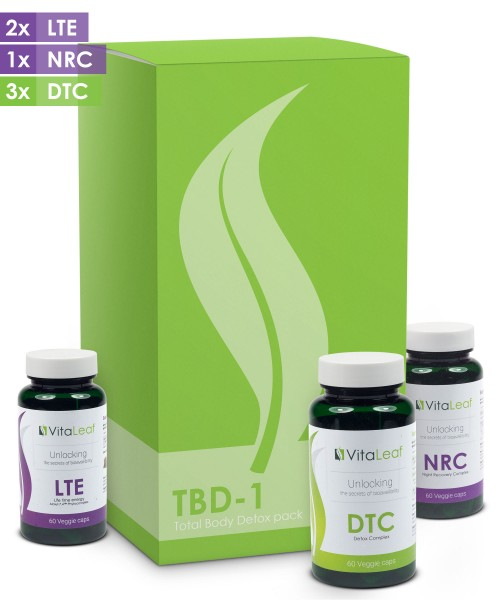 Total Body Detox Pack
