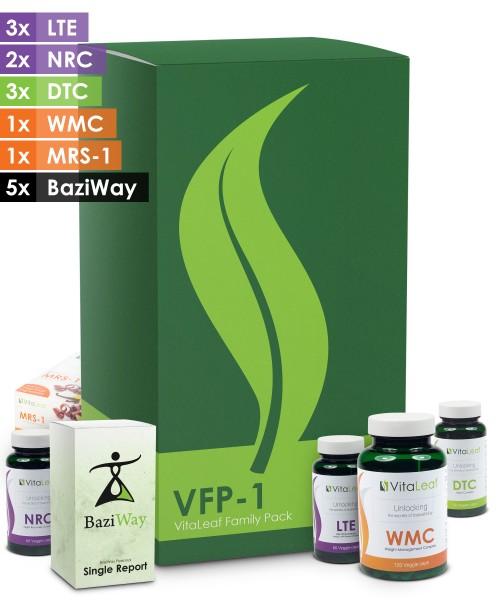 VitaLeaf Family Pack 1