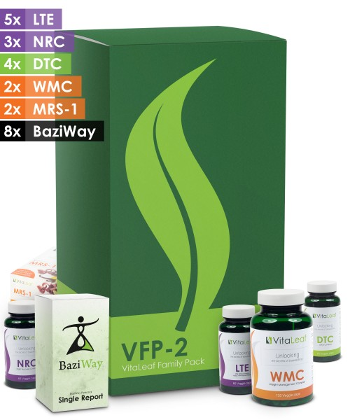 VitaLeaf Family Pack 2